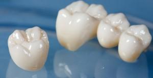 искуственные зубы
